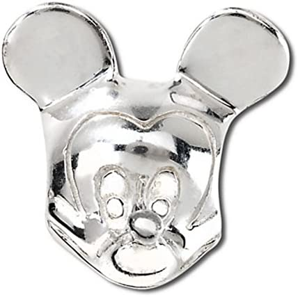 Disney Sterling Mickey Mouse Head Department store Year-end gift Chamilia Charm