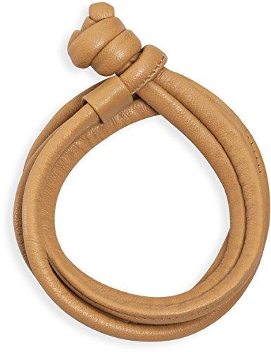 Tamaris Damen-Armband Coco Leder 42 cm - A04030310