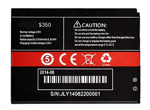 Akku kompatibel mit Cubot S350 / Cubot S222 | Kapazität 2350 mAh