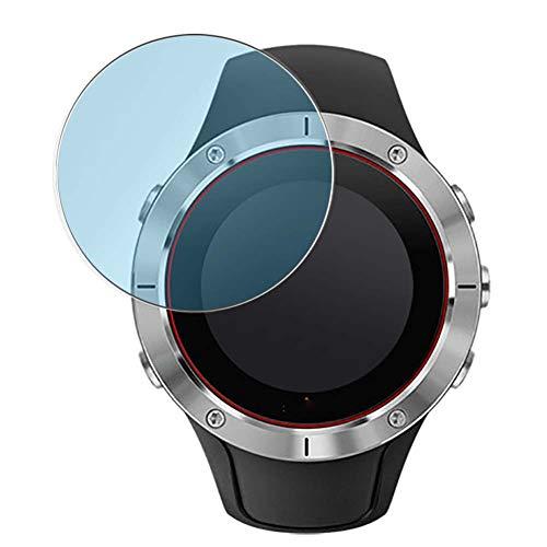 Vaxson 3-Pack Anti Luce Blu TPU Pellicola Protettiva, compatibile con Suunto Spartan Trainer Wrist HR Smartwatch Hybrid Watch, Screen Protector Film [ Non Vetro Temperato ]
