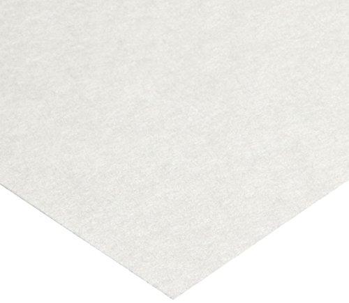 GE Whatman 3031–915 Zellulose-Chromatographie-Papier, Klasse 31ET Chr, 18 psi Dry Burst, 225 mm/30 min Durchfluss, 570 mm Länge x 460 mm Breite (25 Stück)