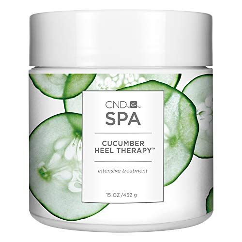 CND Spa Cucumber Heel Therapy Intensive Treatment, 15 oz
