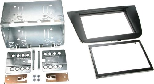 2-DIN Seat Toledo / Altea / Altea XL schwarz