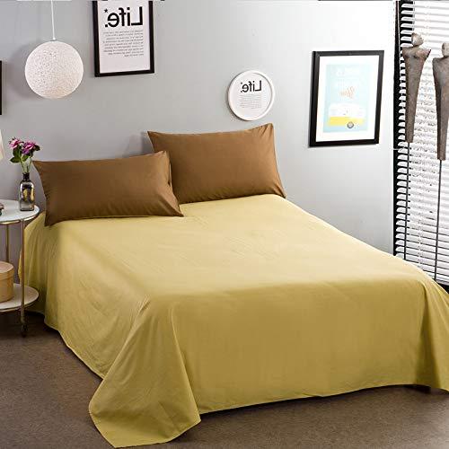 IKITOBI Sábanas bajeras dobles, sábanas bajeras y bajeras de 160 x 230 cm