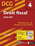 Droit fiscal 2016/2017 - Manuel et applications