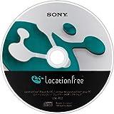 ソニー ロケーションフリープレイヤーPC用CD LFA-PC2