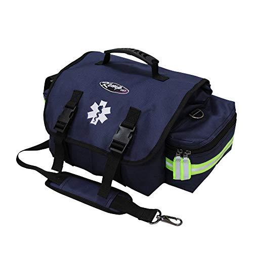 Kemp USA First Responder Trauma Bag-Navy Blue