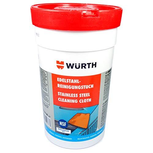 Edelstahl Reinigungstuch f/ür Bosch Ofen entspricht 311134