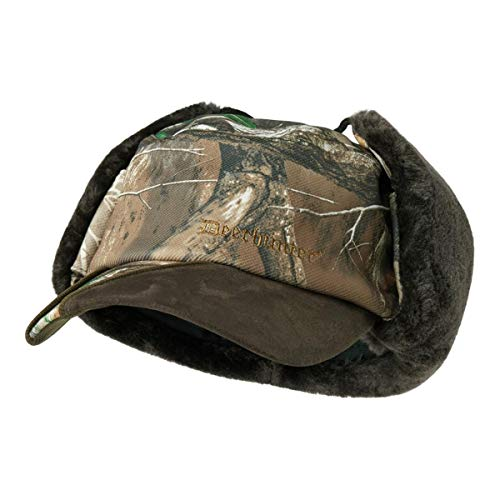 Deerhunder Muflon Winter Hut 6820 in 46 Edge Camouflage (56/57)