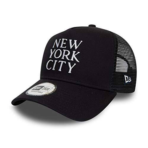 New Era New York City Cap New Era Trucker Verstellbar Mesh Sommer...