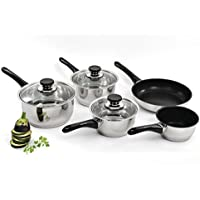 8-Pieces Berg Hoff Vision Cookware Set