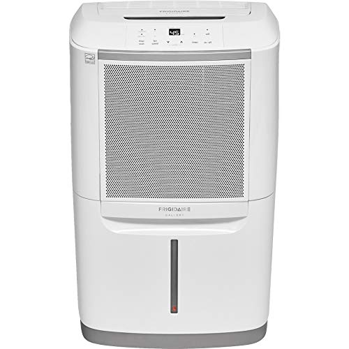 Frigidaire 70 Pint Dehumidifier with Wi-Fi Controls, WiFi, White