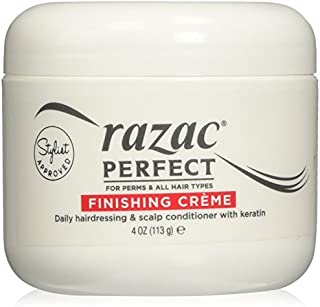 Razac Perfect For Perms Finish Creme 115 gm by Razac