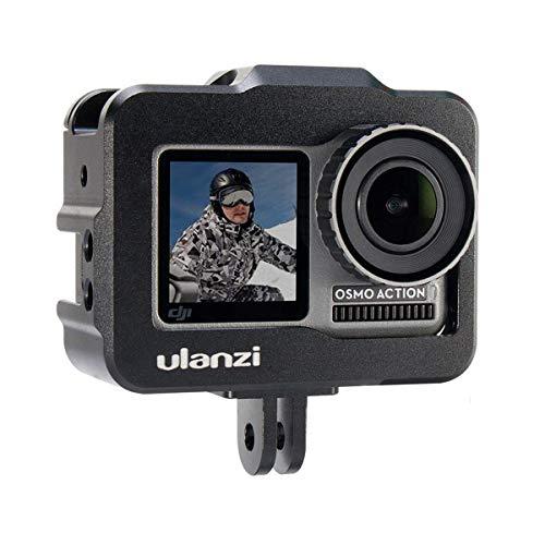 Zhiyou Aluminium Cage/Käfig für DJI Osmo Action Kamera