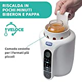 Zoom IMG-1 chicco scaldabiberon digitale scaldapappa e