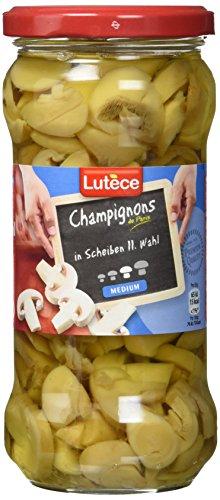 Lutèce Champignons, 6er Pack (6 x 200 g)