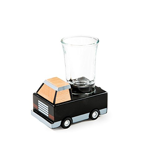 Donkey Products Drink & Drive, Get Away Car, wooden car, painted
