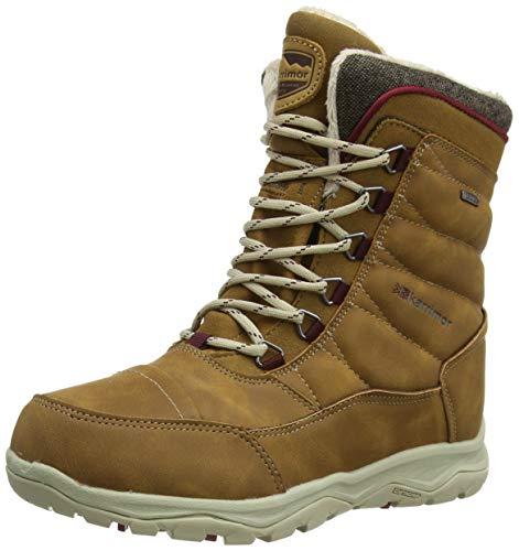 Karrimor Women Ranger Ladies WT High Rise Hiking Boots Brown Brown BRN 8 UK