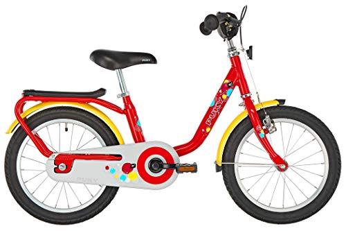 Puky 4214 - Z 6 - Kinderfahrrad rot / gelb