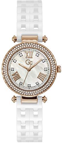Gc Guess Collection Y66006L1MF PrimeChic Dames horloge 32 mm