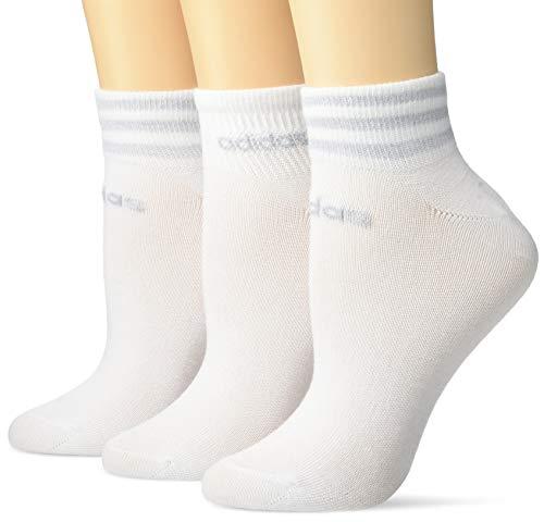 adidas Women's 3-Stripe Low Cut Socks (3-Pack)