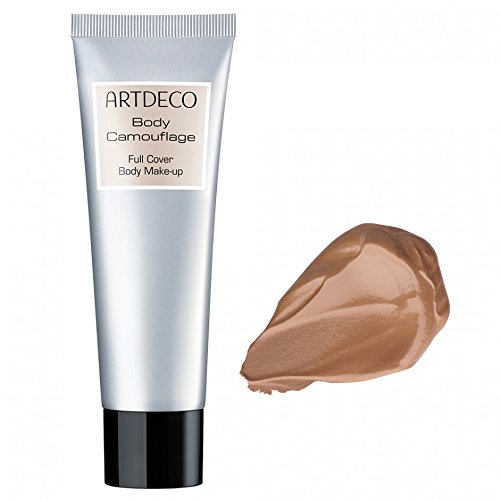 Artdeco Camouflage Body Abdeckcreme 17, Light Walnut, 1er pack (1 x 50 g)