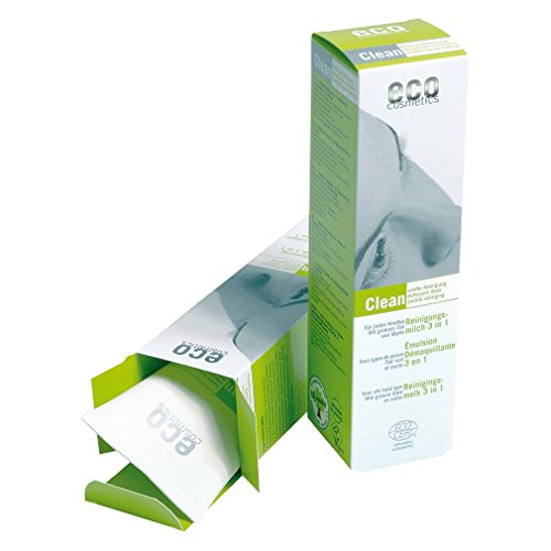 eco cosmetics Reinigungsmilch 3 in 1 125ml