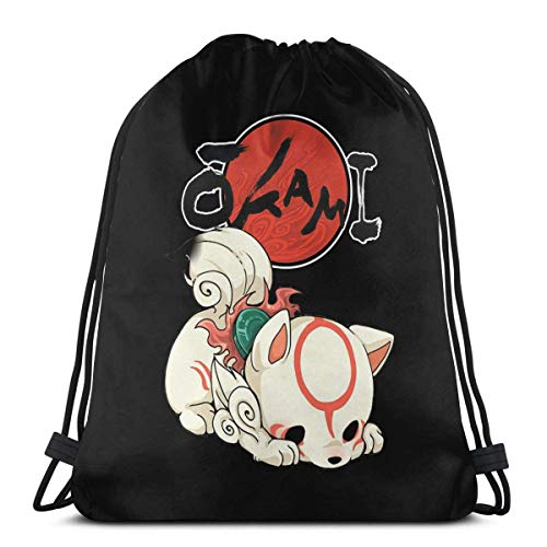 WH-CLA Drawstring Backpack Bags,Cowboy Bebop Fiction Sack Drawstring Colorful Gym Bag Waterproof String Backpack Stylish School Backpack For Kids Teens Adults
