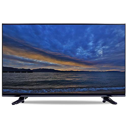 Televisor LCD de Red Ultra Claro 4K, televisor Inteligente Full HD UHD 4K HDR, televisor LED de Pantalla Plana para el hogar con conexión WiFi (HDMI, USB, Pantalla Dura IPS Disponible)