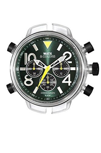 Watx&Colors XXL Chrono Reloj para Hombre Analógico de Cuarzo RWA4748