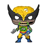Funko- Pop Marvel Zombies-Wolverine Figura Coleccionable, Multicolor (49123)...