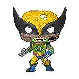 Funko- Pop Marvel Zombies-Wolverine Figura Coleccionable, Multicolor (49123)