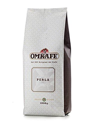 Neu Omkafe Perla Kaffeebohnen | Kaffeegenuss wie in Italien | italienische Familienrösterei