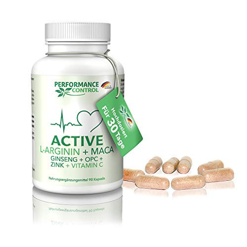 Performance Control ACTIVE Potenzmittel - 7