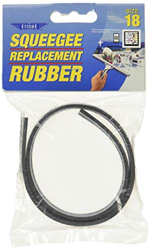 Pack of 10 Moerman 17785 18 Replacement Window Squeegee Rubber