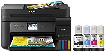 Epson EcoTank ET-4760 All-in-One Cartridge-Free InkJet Printer