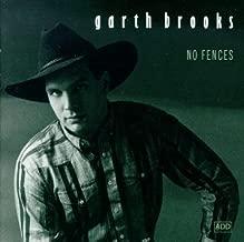 No Fences by Garth Brooks [Music CD]
