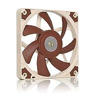 Noctua NF-A12x15 PWM, Premium Quiet Slim Fan, 4-Pin (120x15mm, Brown)