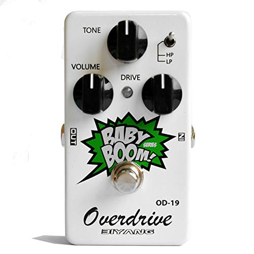 Biyang OD-19 Overdrive Guitar Effects Pedal