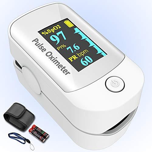 41G5cCFf9vL. SL500  - [New Version] iProvèn Pulse Oximeter