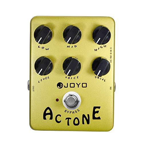 Tone JOYO JF-13 AC Vintage Tube Amplifier, Effetti a pedale