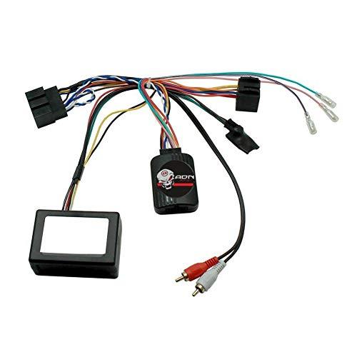 Interface Commande au volant LR11J compatible avec Land Rover ap10 Ampli fibre JVC