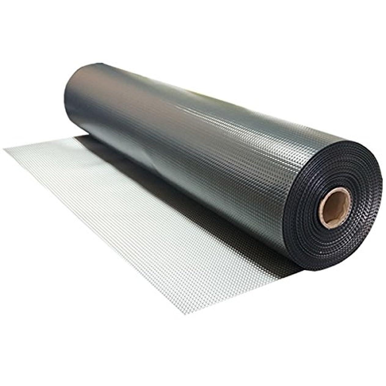 太陽ボウリングはぁ塩化ビニールピラマット シルバー 厚み1.5mmx幅92cmx20m巻き