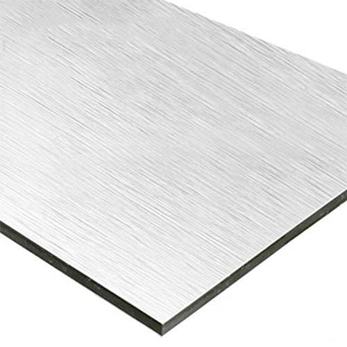 LOKIH Aluminiumbleche Platten gut schweißbar(1060),0.5mmx100mmx100mm
