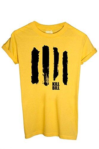 T-SHIRT KILL BILL LOGO - MOVIE by MUSH Dress Your Style - Donna-S