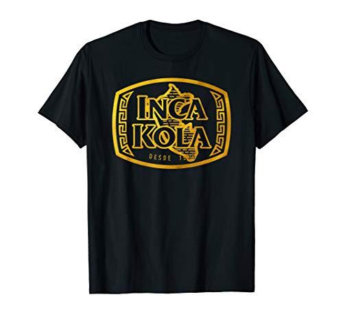Inca Kola Golden Incas Peru Orgullo Dorado Shirt T-Shirt