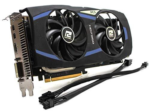 PowerColor - Tarjeta gráfica AMD Radeon HD 7950 (3 GB, PCI-E, para Apple Mac Pro 1.1-5.1)