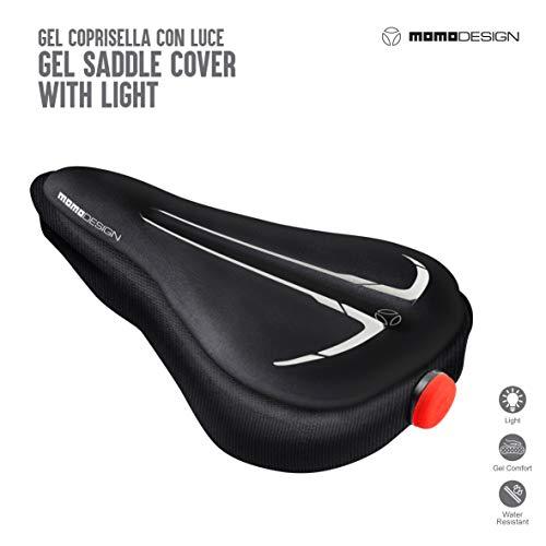 MOMODESIGN Bike • Gel Cushion Comfort for Bike Seat