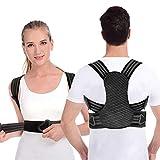 Anoopsyche Haltungskorrektur Geradehalter zur Haltungskorrektur Rückenstütze Rückenbandage...