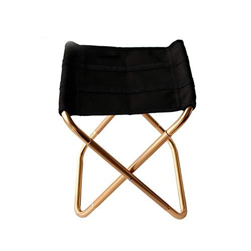 Folding chair Chaise Pliante extérieure, Chaise de Pique-Nique Portable, Tabouret de Camping en Aluminium, Tabouret Pliant